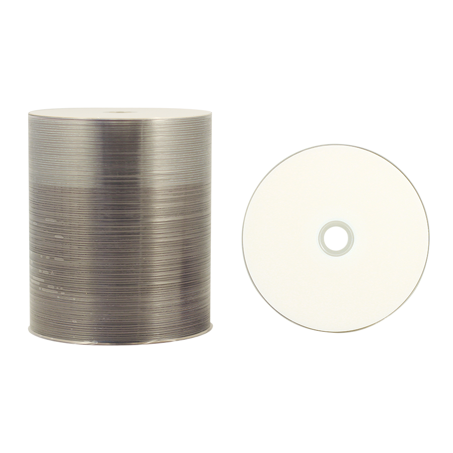 graphic about Printable Cd R referred to as CMC Qualified Driven As a result of TY Everest/Prism White Thermal HUB Printable CDR
